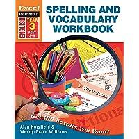 Excel Advanced Skills Workbook: Spelling and Vocabulary Workbook Year 3