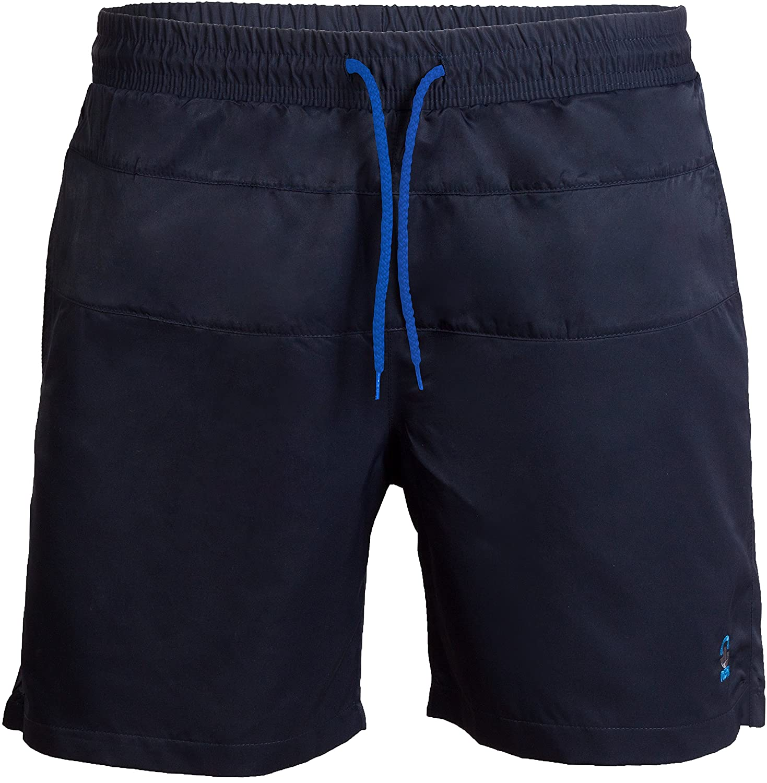 Nexi Pantalones Cortos para Hombres De Natación - Traje De Baño - con Estilo Y Cómodo - con Bolsillo Trasero - Ideal para Piscina O Playa