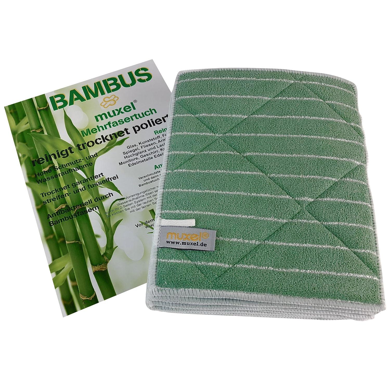Tratamiento previo, toalla Bamboo fibra Gamuza Juego de 5, de acuerdo con tratamiento previo 5 de toallas: Amazon.es: Hogar