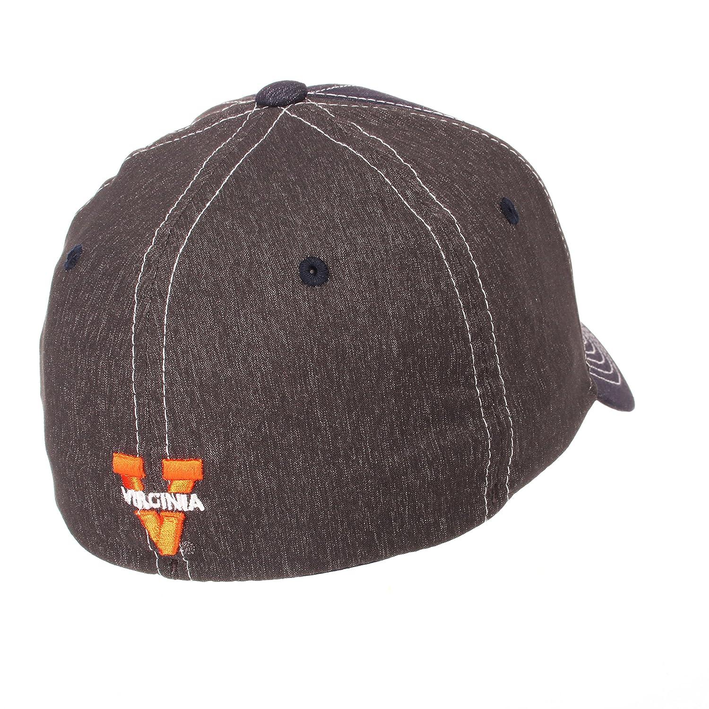 Medium//Large Team Color//Dark Grey Zephyr Adult Men Dusk NCAA hat