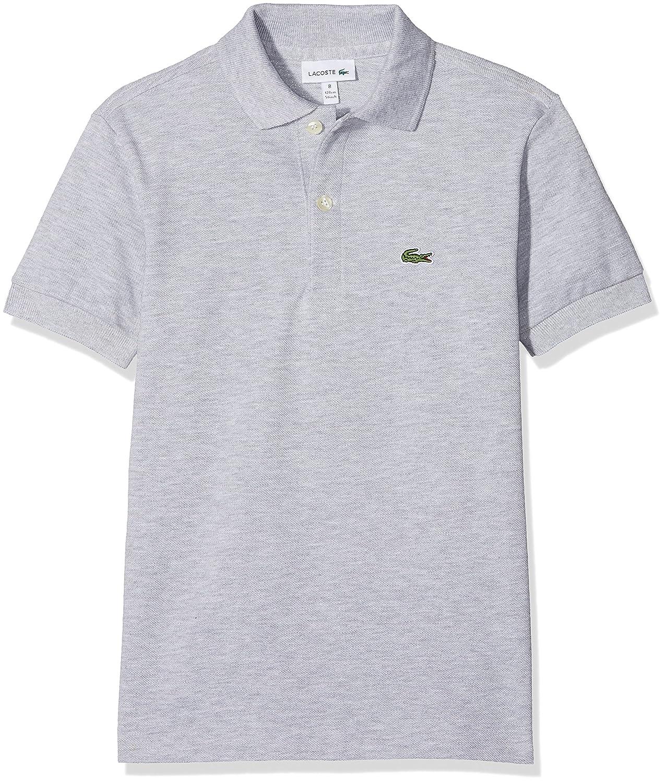 ff7bf85c Lacoste Boy's PJ2909 Short Sleeve Polo T-Shirt: Lacoste: Amazon.co ...