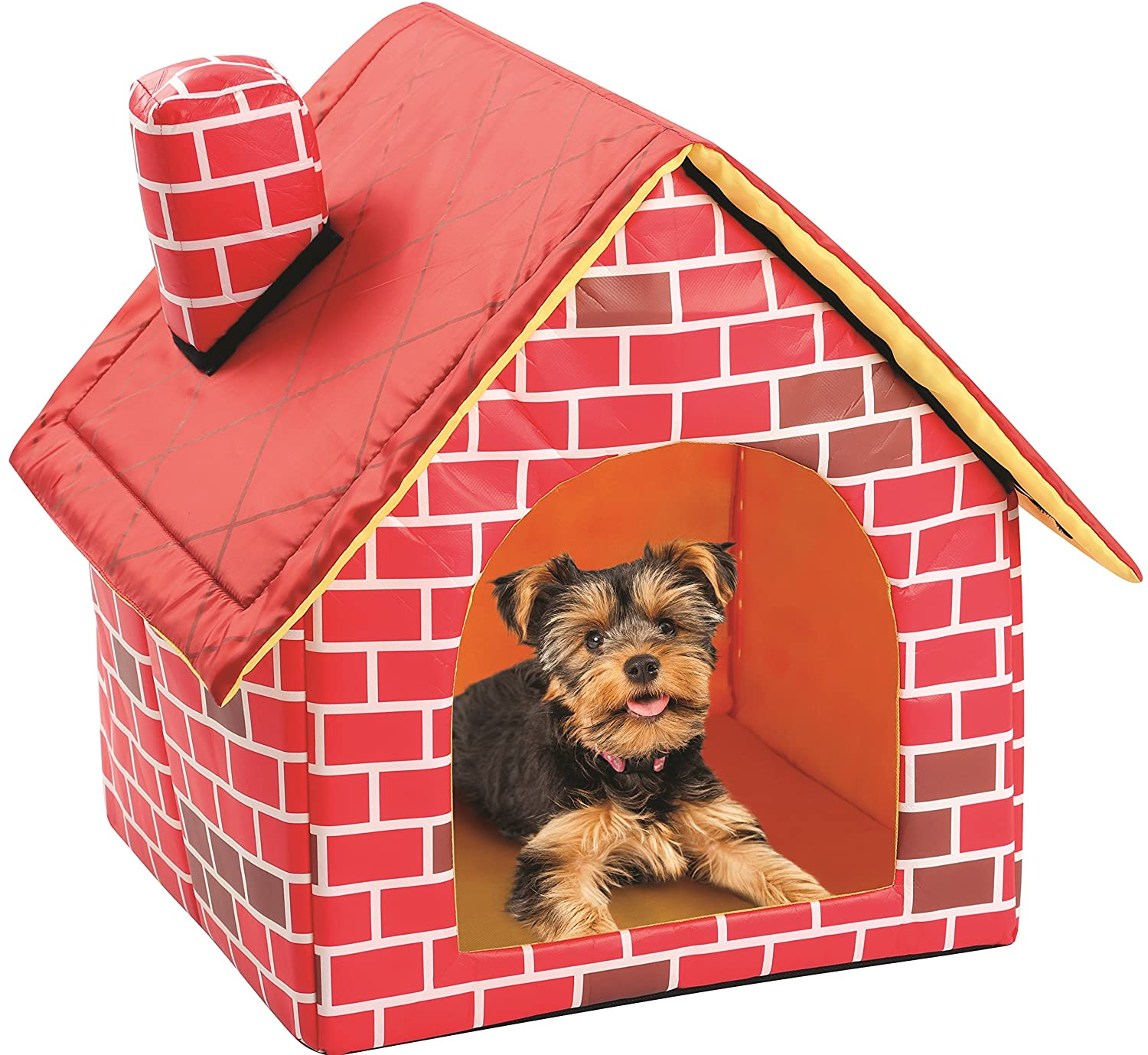 Etna Soft-Sided Brick Pet House Mat