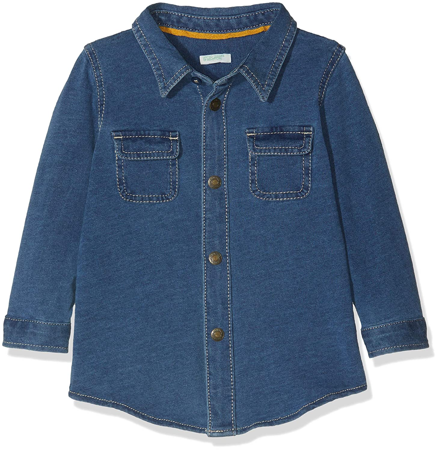 United Colors of Benetton Baby-Jungen Hemd Shirt