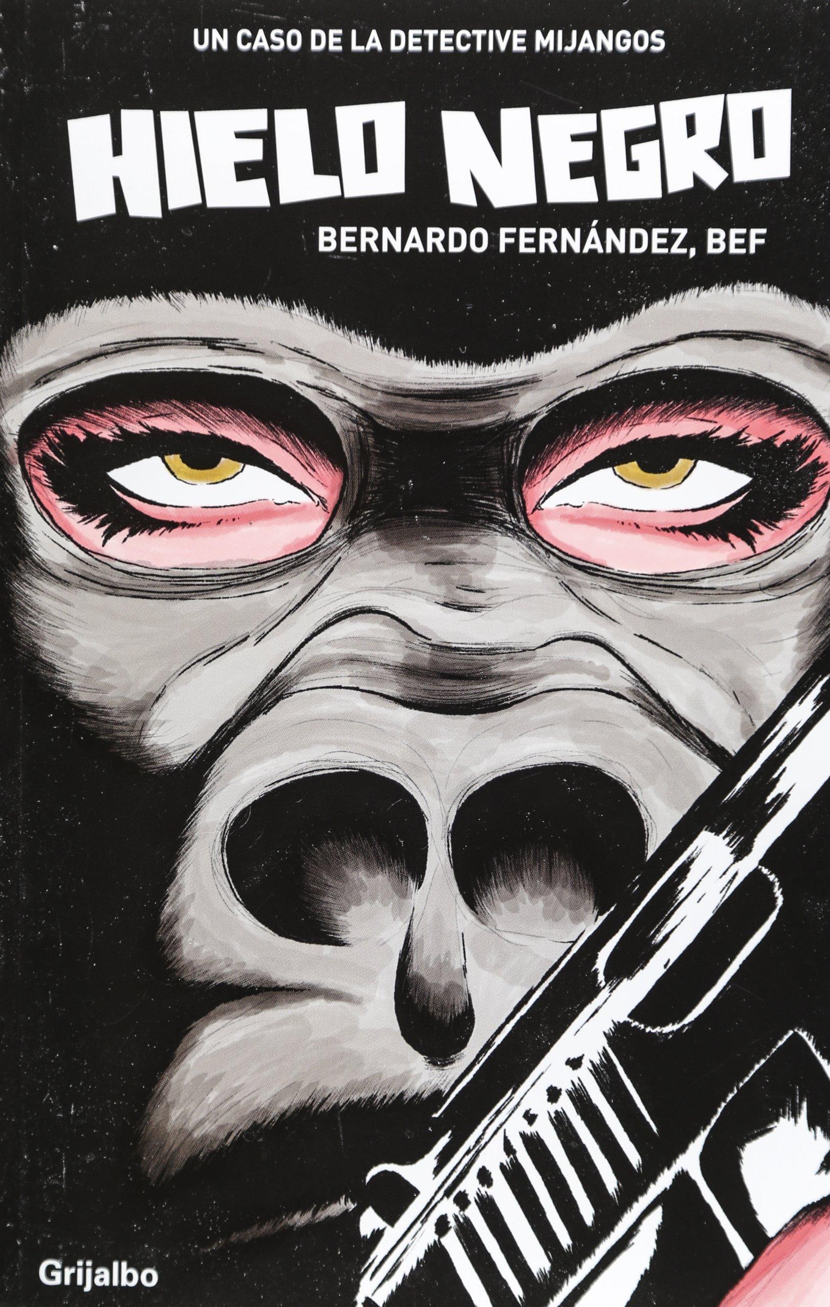 Hielo negro/Black Ice: Amazon.es: Bernardo Fernandez: Libros