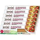 Jovial Spaghetti Gluten-Free Pasta | Whole Grain Brown Rice Spaghetti Pasta | Non-GMO | Lower Carb | Kosher | USDA Certified