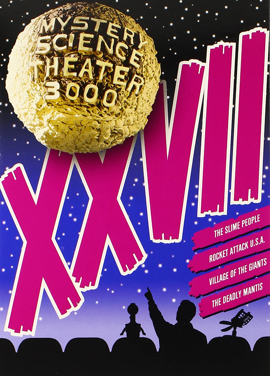 Amazon Mystery Science Theater 3000 Xxvii Joel Hodgson