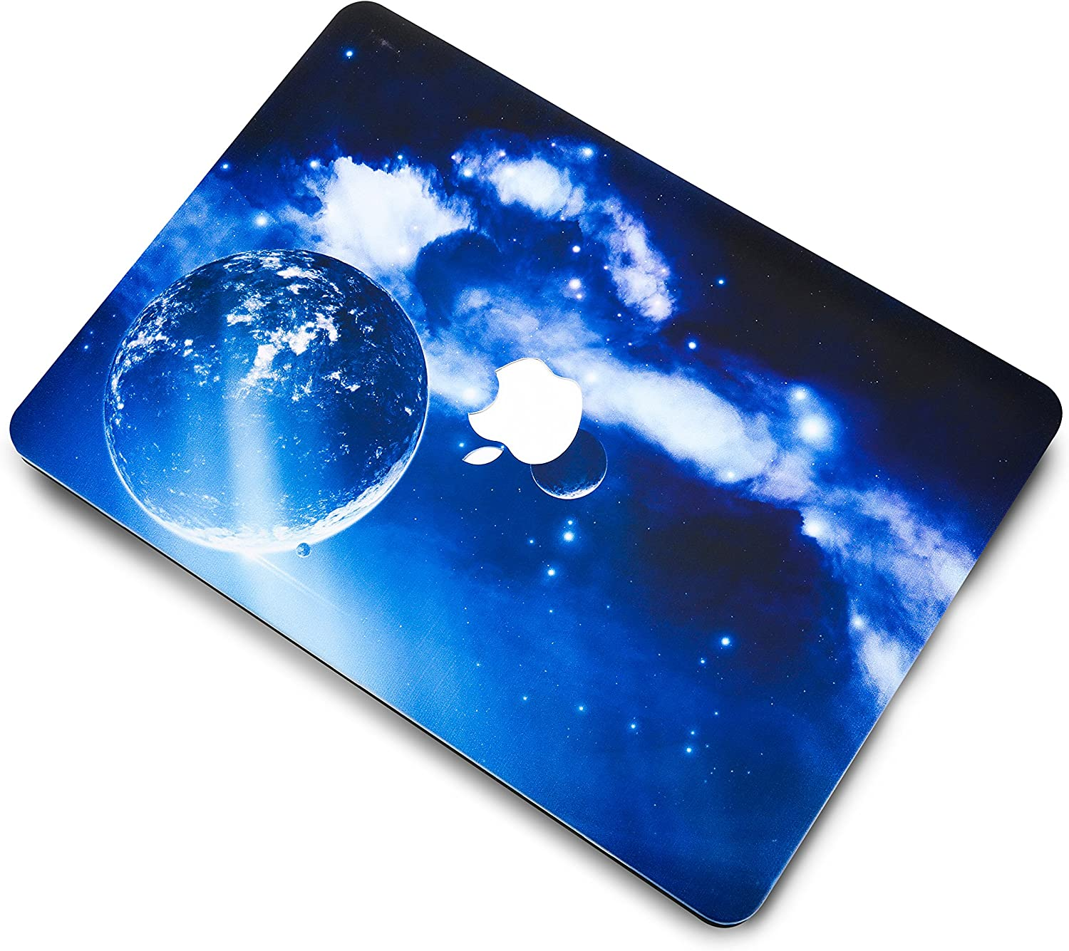 w//Keyboard Cover Plastic Hard Shell Cover A1278 2 in 1 Bundle Purple Flower CD Drive KECC Laptop Case for Old MacBook Pro 13