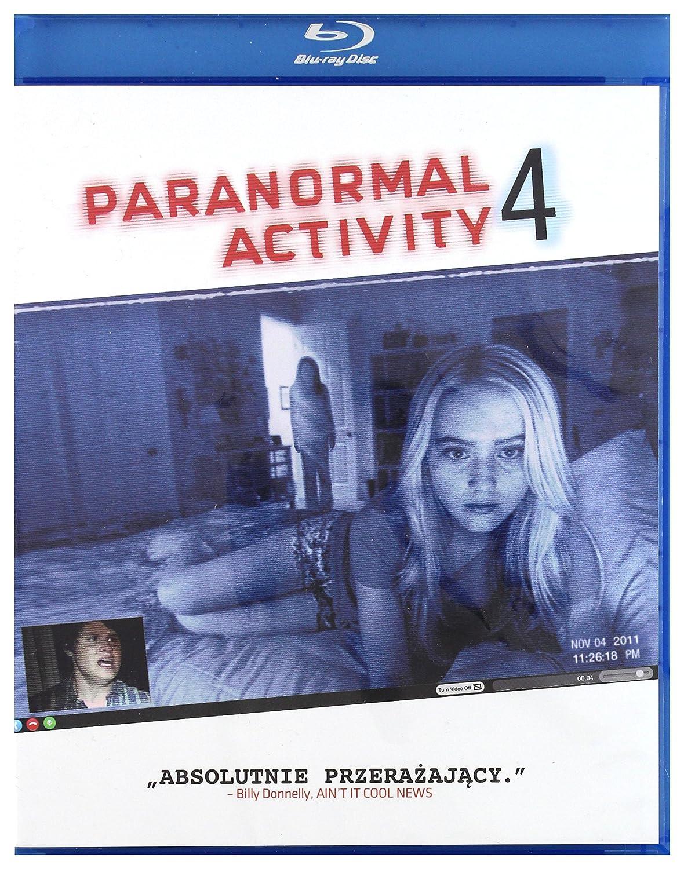 Amazon. Com: paranormal activity 4 movie mini poster 11inx17in.