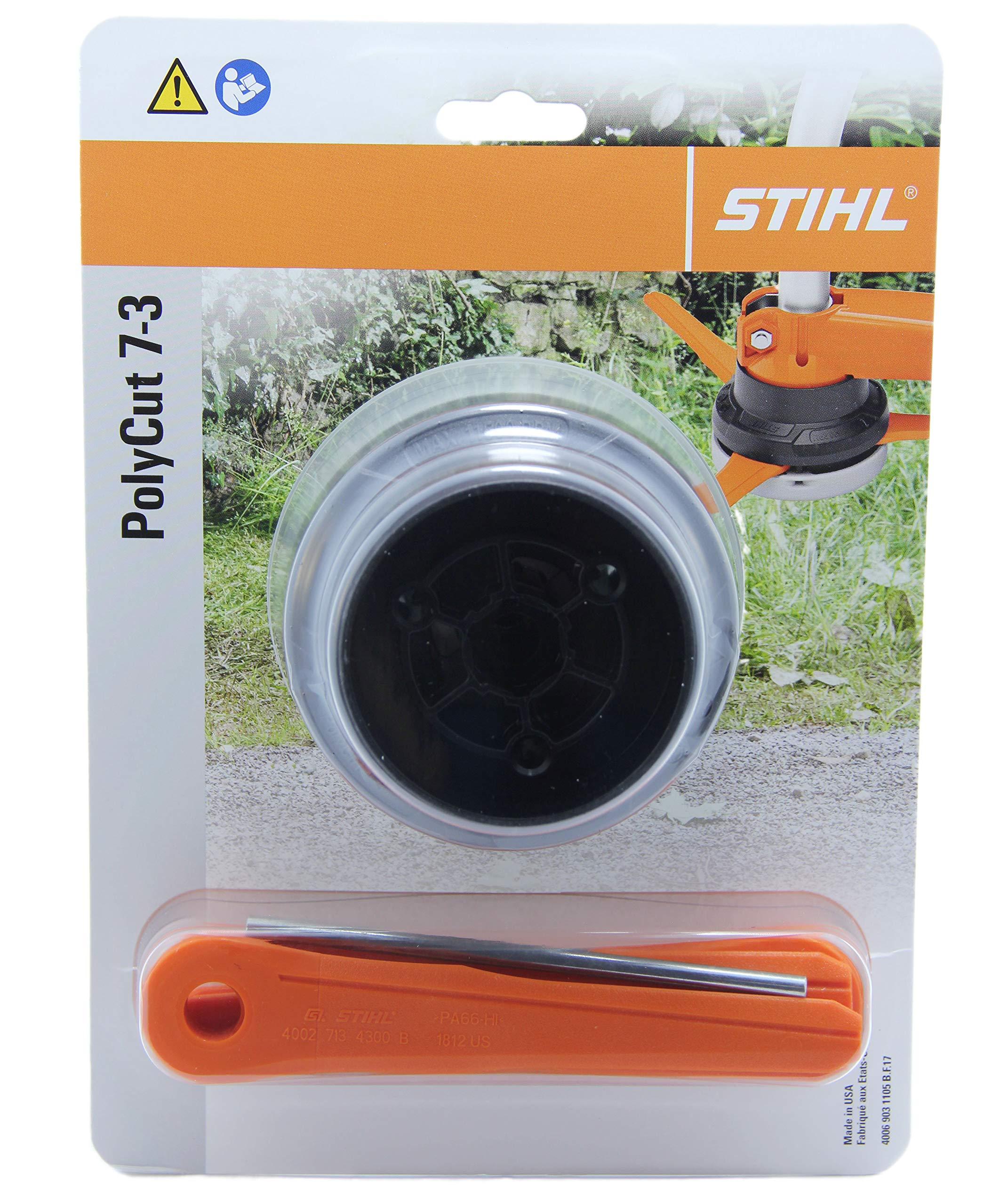 STIHL POLYCUT 7-3 Cutting Mowing BRUSHCUTTER Head (4006 710 2127) Fulfilled by Amazon! by Germany Stihl