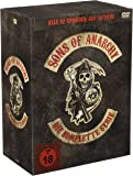 Sons of Anarchy - Complete Box [Alemania] [DVD]