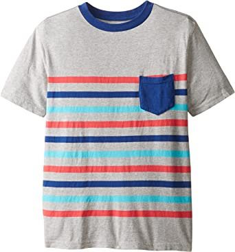 The Childrens Place Baby Boys Short Sleeve Pocket T-Shirt