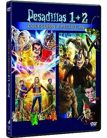 Pack: Pesadillas 1 + Pesadillas 2 [DVD]: Amazon.es: Wendi Mclendon ...