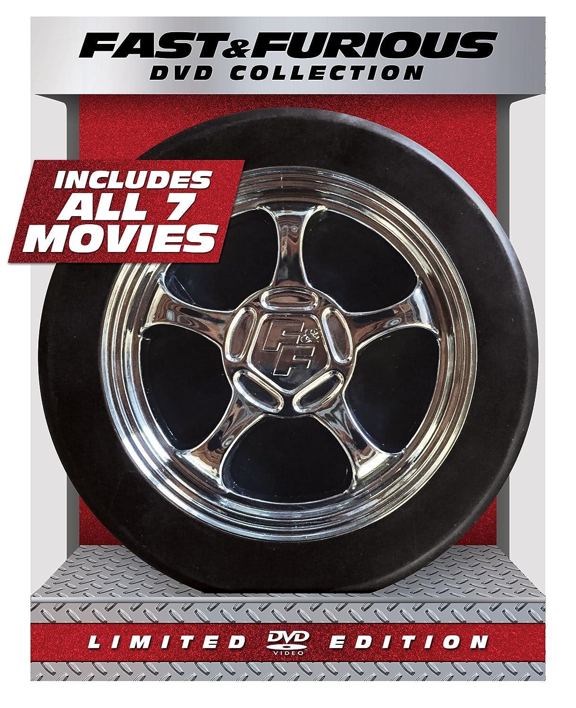 Fast & Furious 1-7 Collection 8 Dvd Edizione: Stati Uniti Italia ...