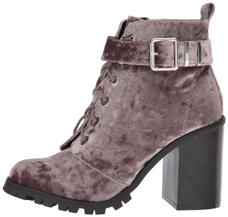 Qupid Women's Hiking Boot B075WGWJH4 Velvet 9 B(M) US|Mauve Crushed Velvet B075WGWJH4 54c67b