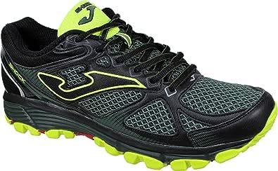 Joma Shock Men 933 Verde - Zapatillas Trail-Runing Hombre (43 EU, Verde): Amazon.es: Zapatos y complementos