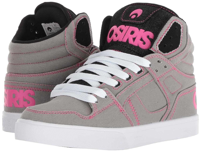 Osiris Women's Clone Skate US|Grey/White/Pink Shoe B0748BVXS5 7.5 B(M) US|Grey/White/Pink Skate bd3c3f