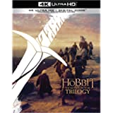 Hobbit, The: Motion Picture Trilogy (Extended & Theatrical)(4K Ultra HD + Digital) [Blu-ray]