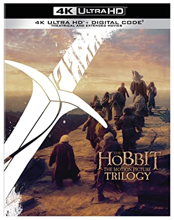 Poster. The Hobbit: The Motion Picture Trilogy