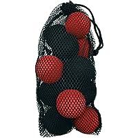 Proguard Mini Foam Ball - Red/Black Mixed - 12 Pack