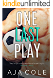 One Last Play: A Sports Romance