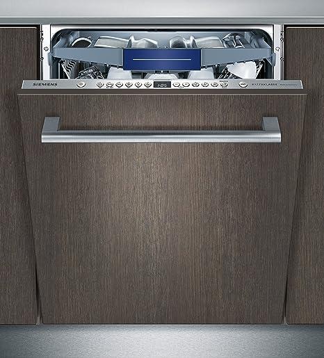 Siemens iQ300 SN636X01MD lavavajilla Totalmente integrado 13 ...
