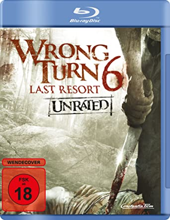 Amazon.co.jp | Wrong Turn 6 - ...