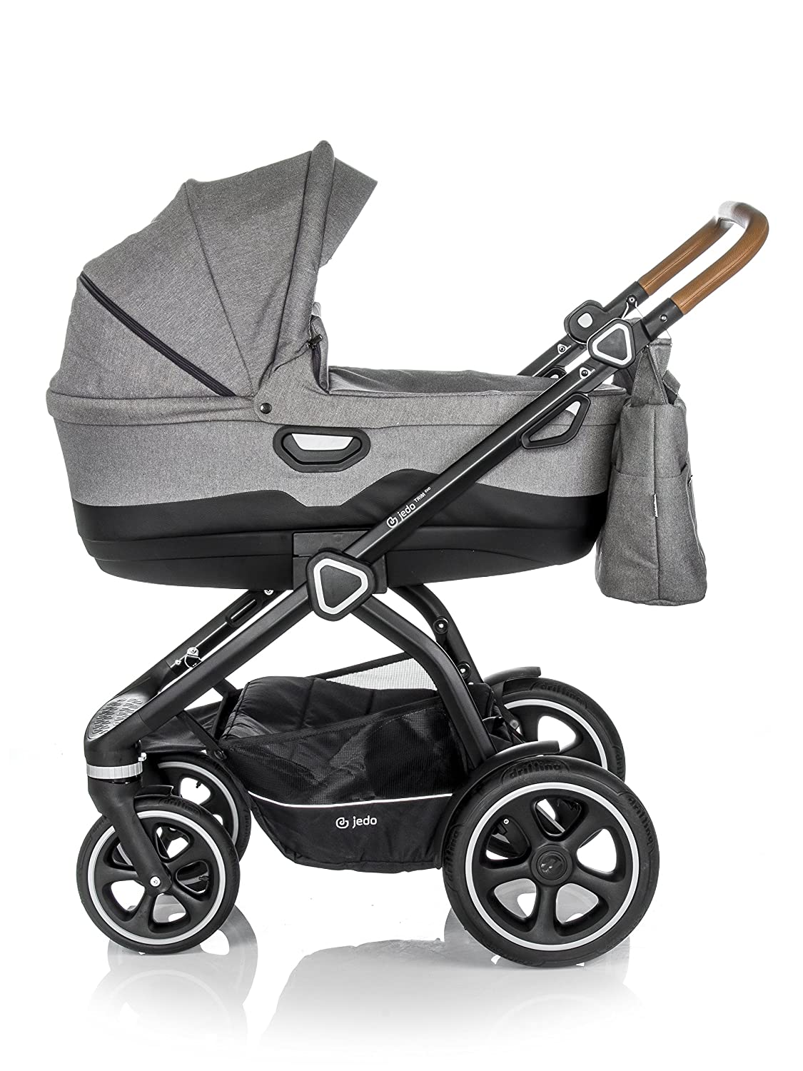Baby stroller Jedo: photo and review of models, reviews 73