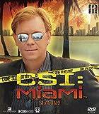 CSI:マイアミ コンパクト DVD‐BOX シーズン9