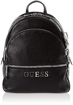 9796076cde Guess Manhattan, Women's Backpack, Black (Black/Bla), 28x33.5x12 cm ...