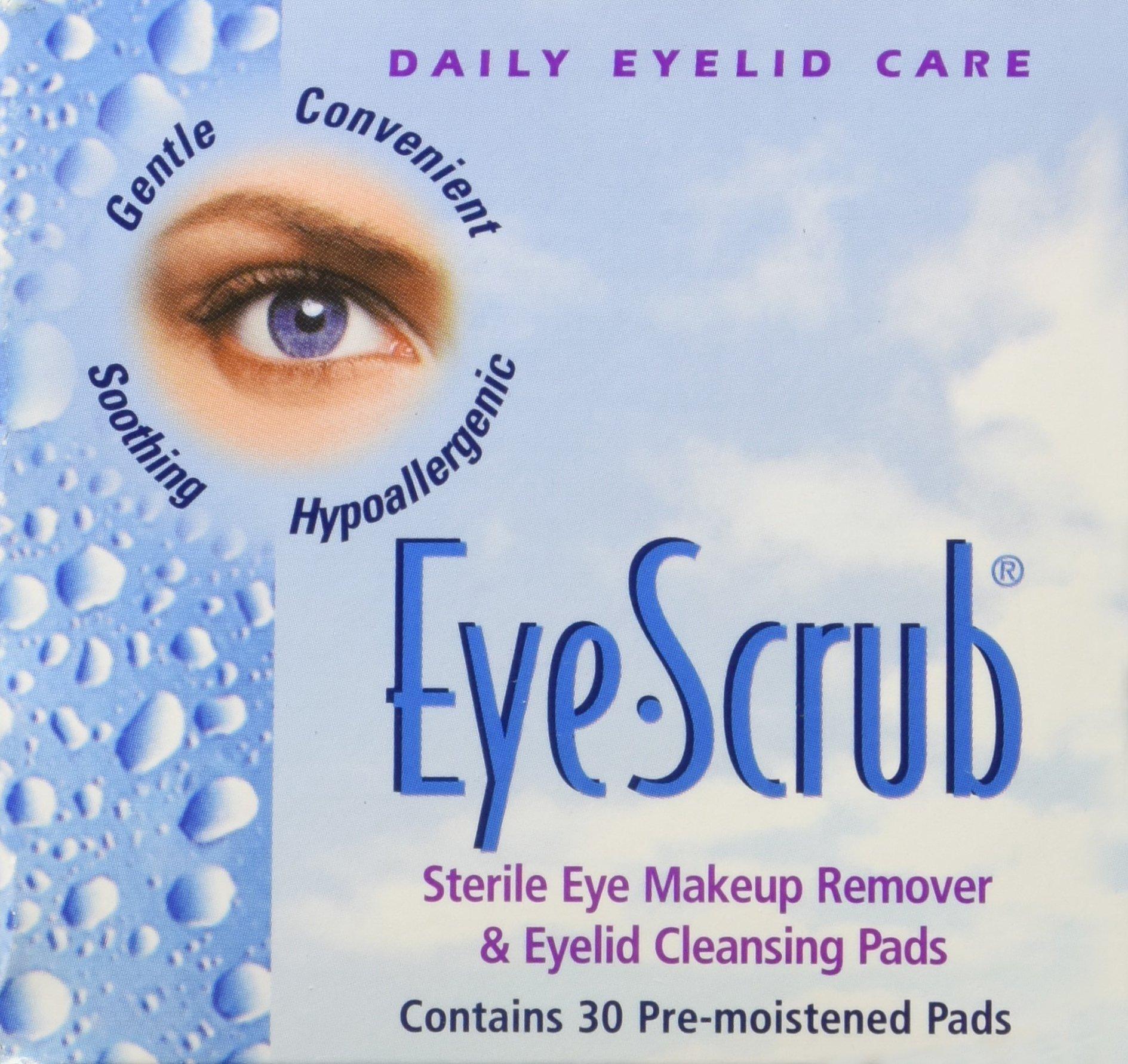 Novartis Eye-Scrub Pre-Moistened Pads by Novartis (Image #1)