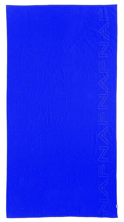 Naf c 43 Casual Blue Ocean toalla de playa 90 x 180 cm