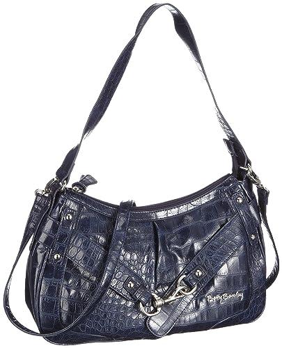 516bcf276eab Betty Barclay Women s Shoulder Bag Blue Blau (navy)  Amazon.co.uk  Shoes    Bags