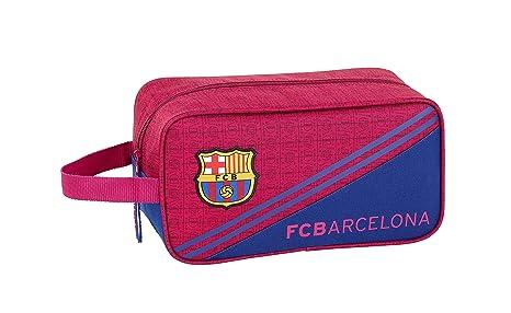 FC Barcelona Corporativa Oficial Zapatillero Zapatillero Mediano  290x140x150mm cfb76a04a48