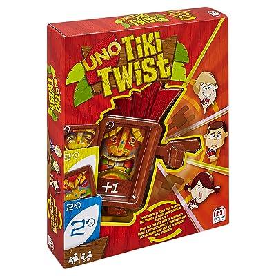 Juegos Mattel - UNO Tiki Twist, Juego de Mesa (CGH09): Juguetes y juegos