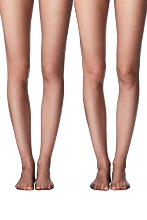 e087e45e41013 Tezenis Womens 2 X 8 Den Super Sheer Tights: Amazon.co.uk: Clothing