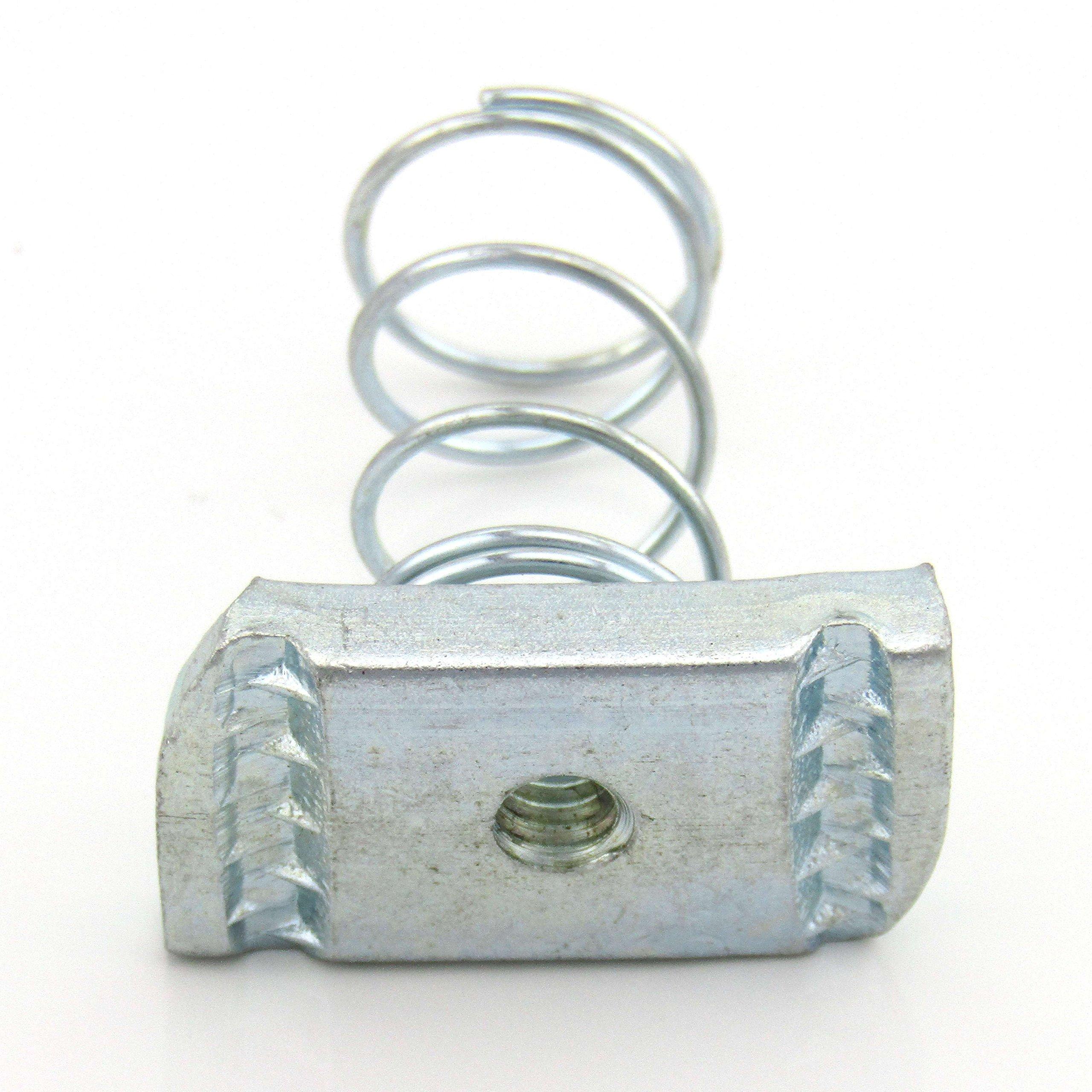 1/4-20X1/4 Thick, Regular Spring Nut (100 per Box) by ARWS