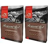 Orijen Regional Red for Dogs, 4.5 Pounds Per Bag (2 Pack)