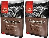 Orijen Regional Red for Dogs, 4.5 Pounds Per Bag