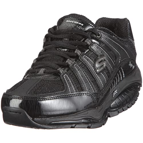 a7358388a77 Skechers Shape up Kinetix Response Black Turq Size 10: Amazon.ca ...