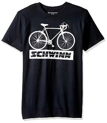 Amazon.com  Schwinn Men s Enjoy The Ride Short Sleeve Graphic T ... b820f64cf