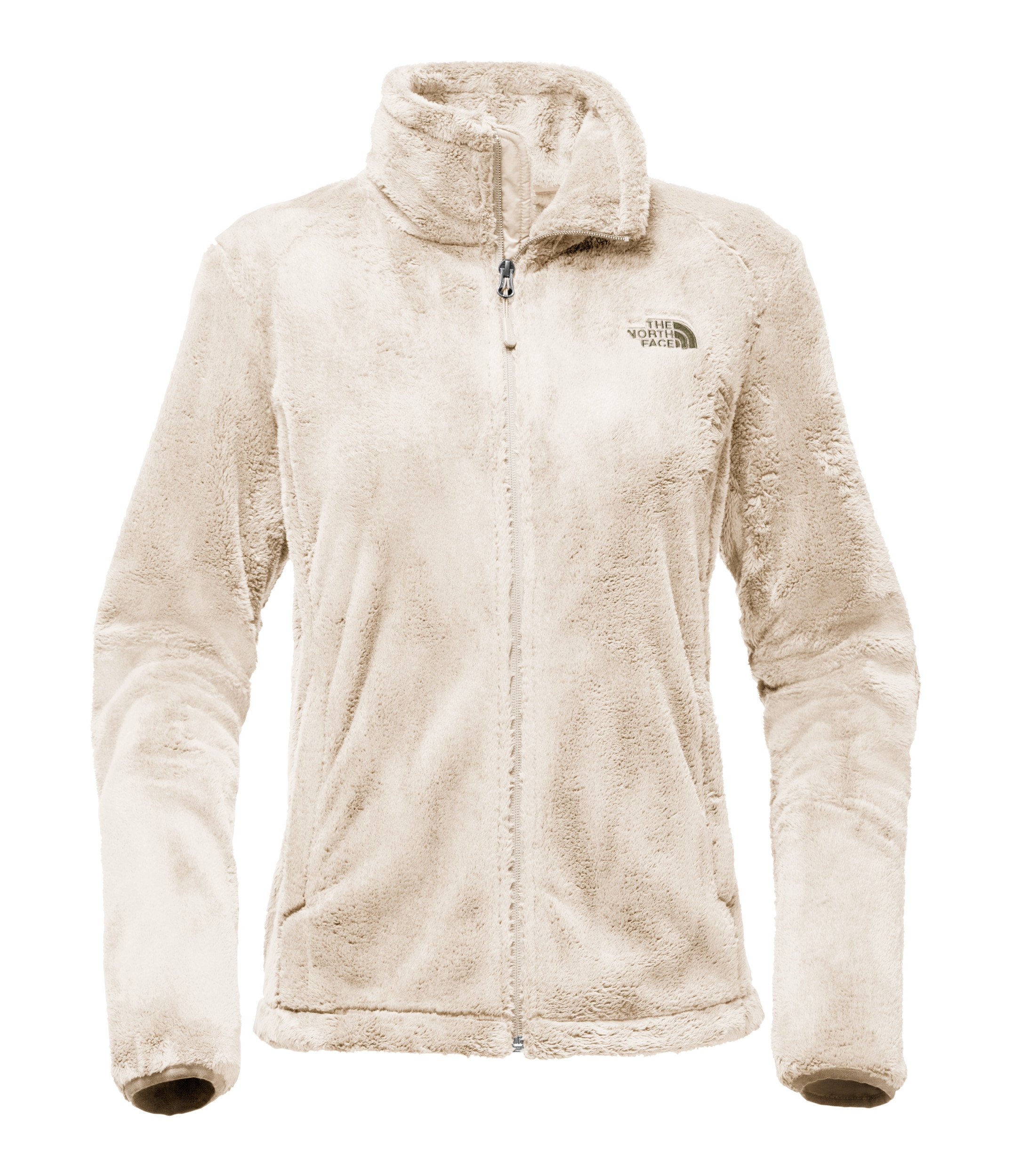 The North Face Womens Osito 2 Jacket - Vintage White - S