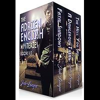 The Adrien English Mysteries: Books 1 - 3 (English Edition)