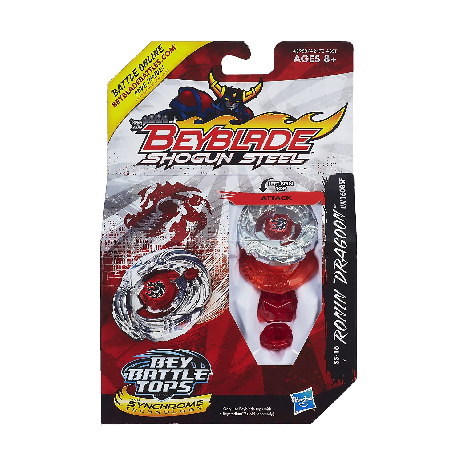 Beyblade shogun steel dark knight dragooon - Beyblade shogun steel toupie ...