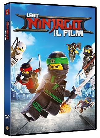 Lego Ninjago - Il Film [Italia] [DVD]: Amazon.es: Charlie ...