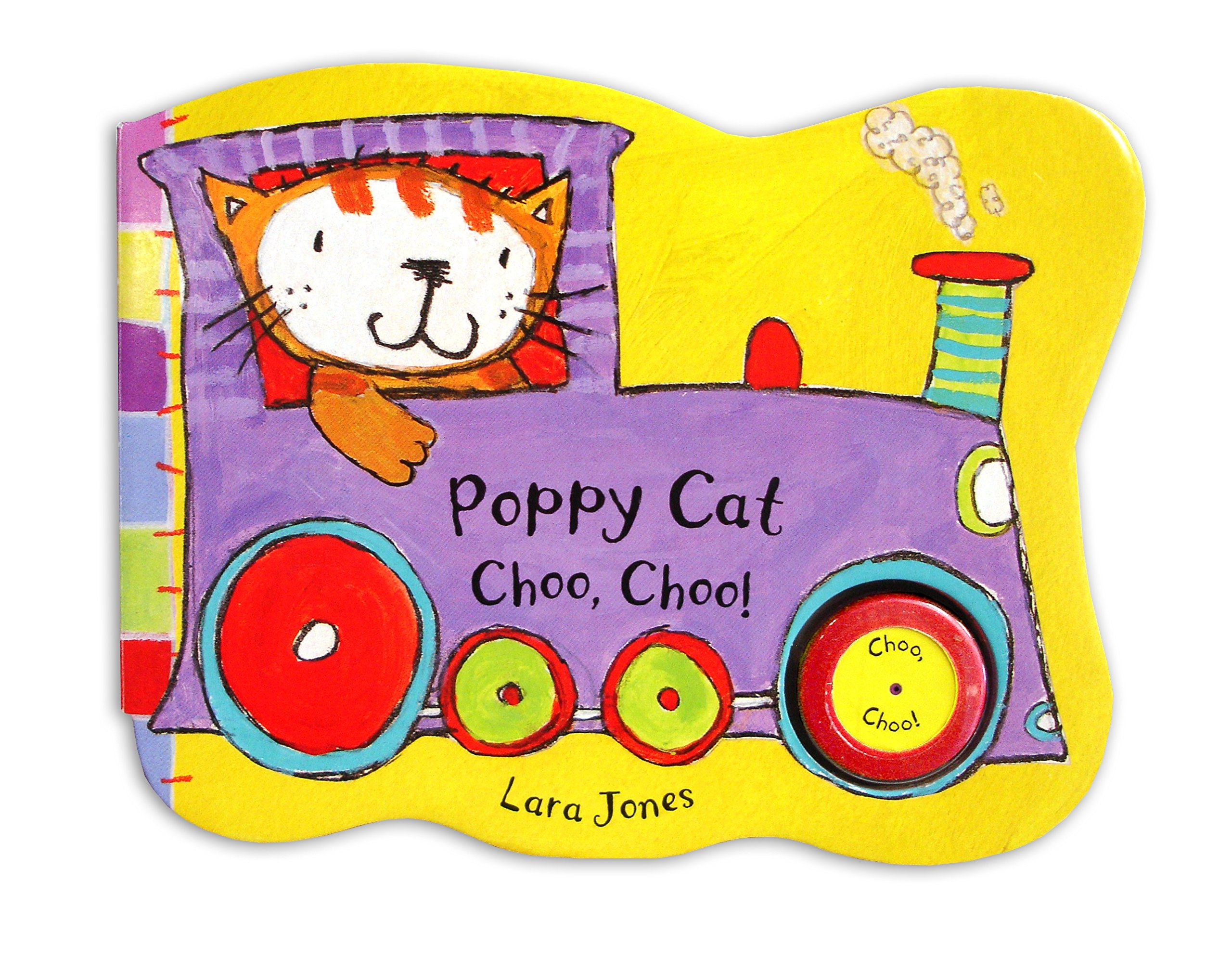 Download Poppy Cat Noisy Books: Poppy Cat Choo, Choo! ebook