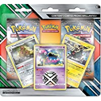 Pokemon Coffret-Pack 2 boosters + Cartes, POBRAR10