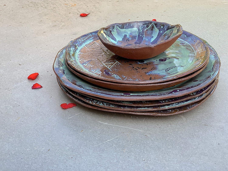 handmade ceramic pottery bowl tableware dinnerware ceramics fine art