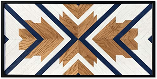 Brixon Geometric Wood Wall Art
