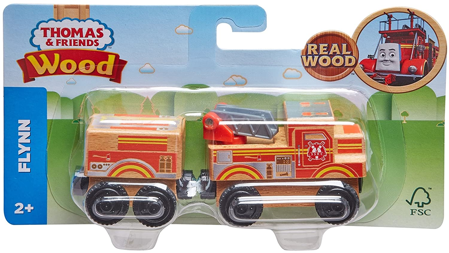 Fisher-Price  Thomas /& Friends Wood Flynn