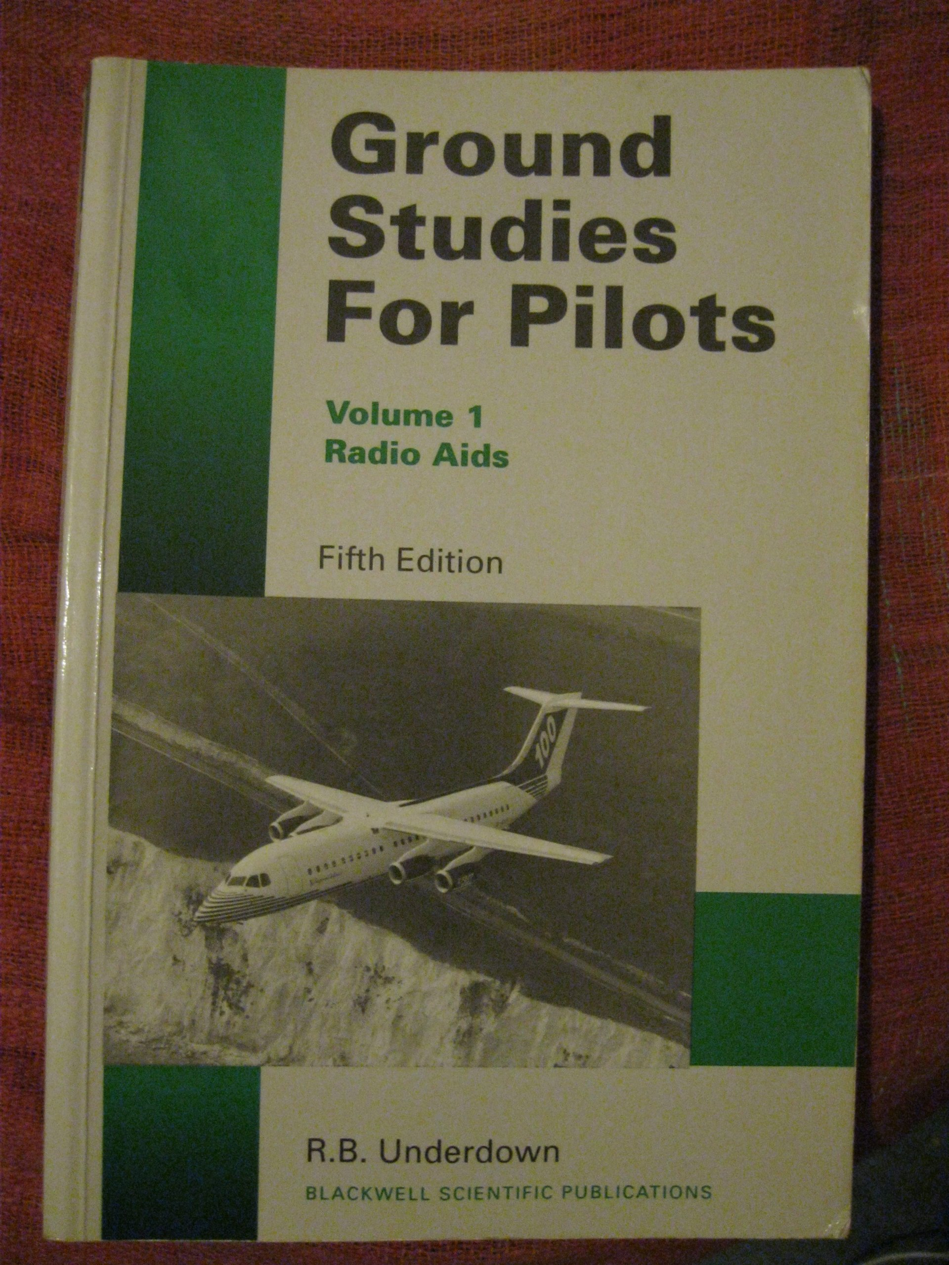 Buy Ground Studies for Pilots - Vol 1 Radio Aids Book Online at Low Prices  in India | Ground Studies for Pilots - Vol 1 Radio Aids Reviews & Ratings  ...